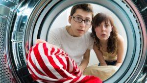 Если у стиральной машины заклинило барабанфото