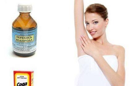 Как убрать жёлтые пятна от пота с одежды? фото